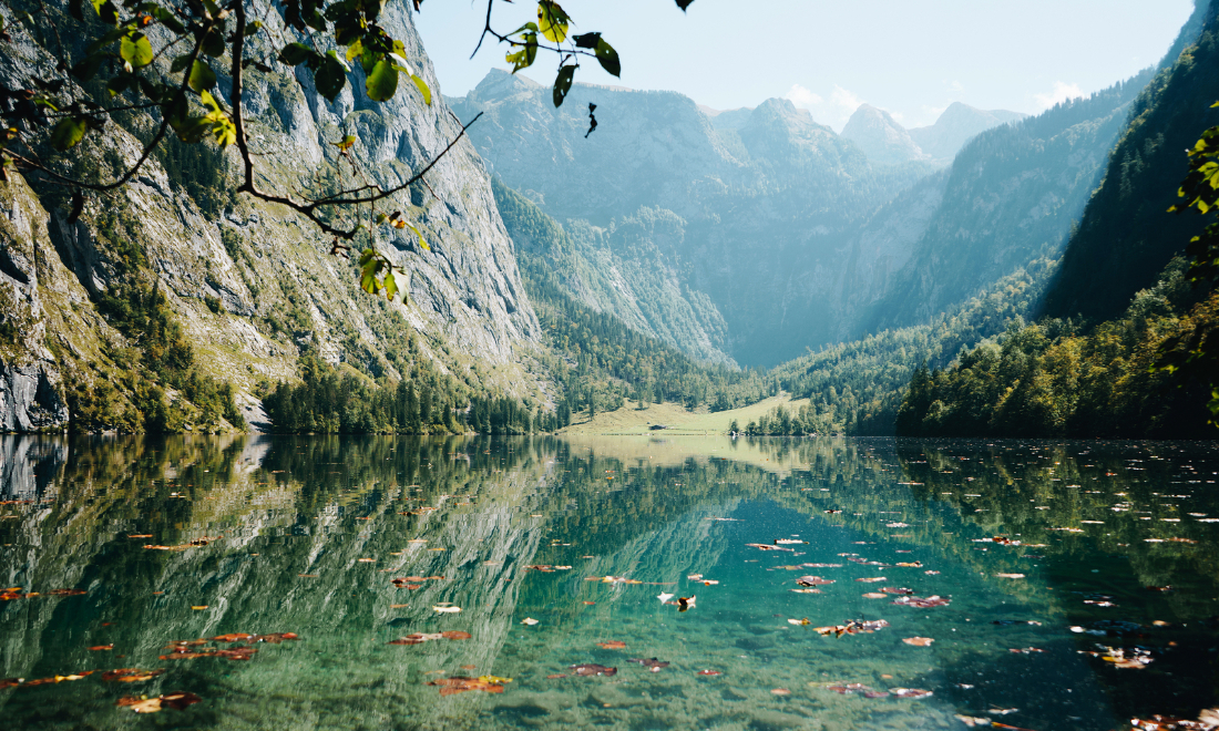 berchtesgaden national park germany