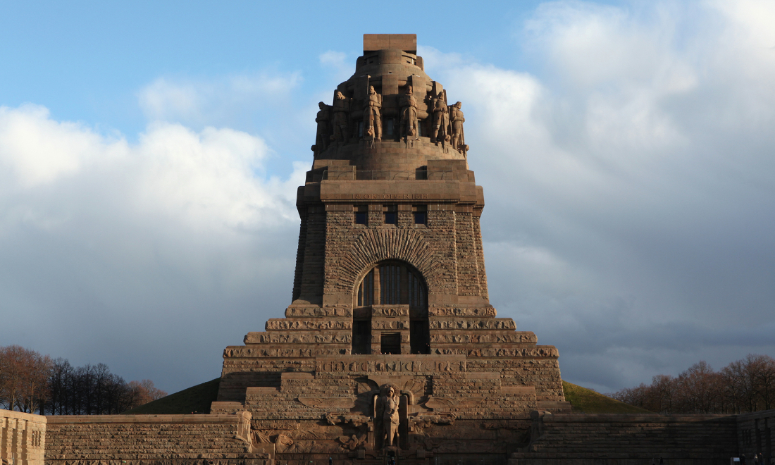 Monument to the Battle of the Nations, Leizpig, Germany