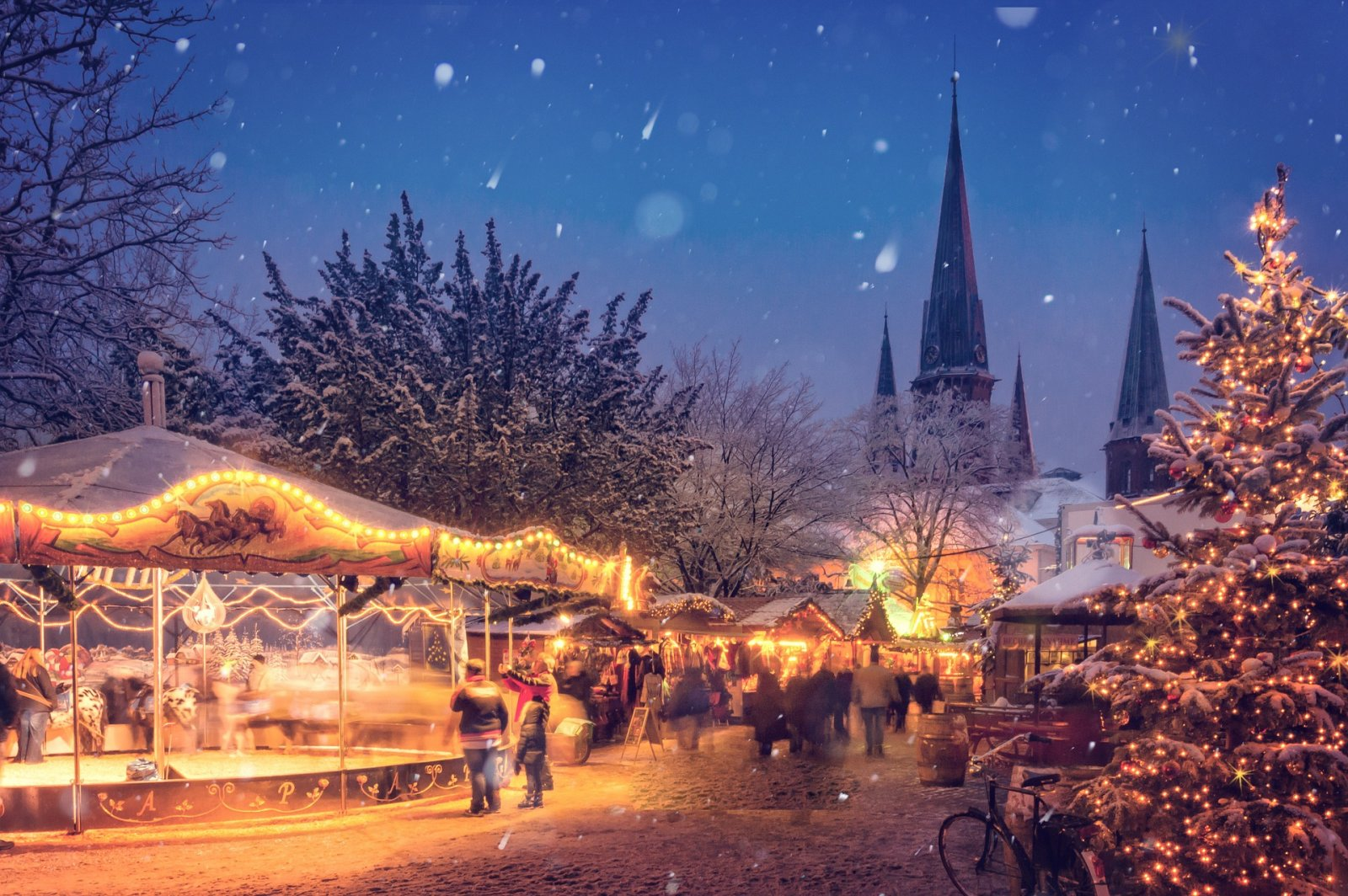 8 Must Visit Traditional German Christmas Markets