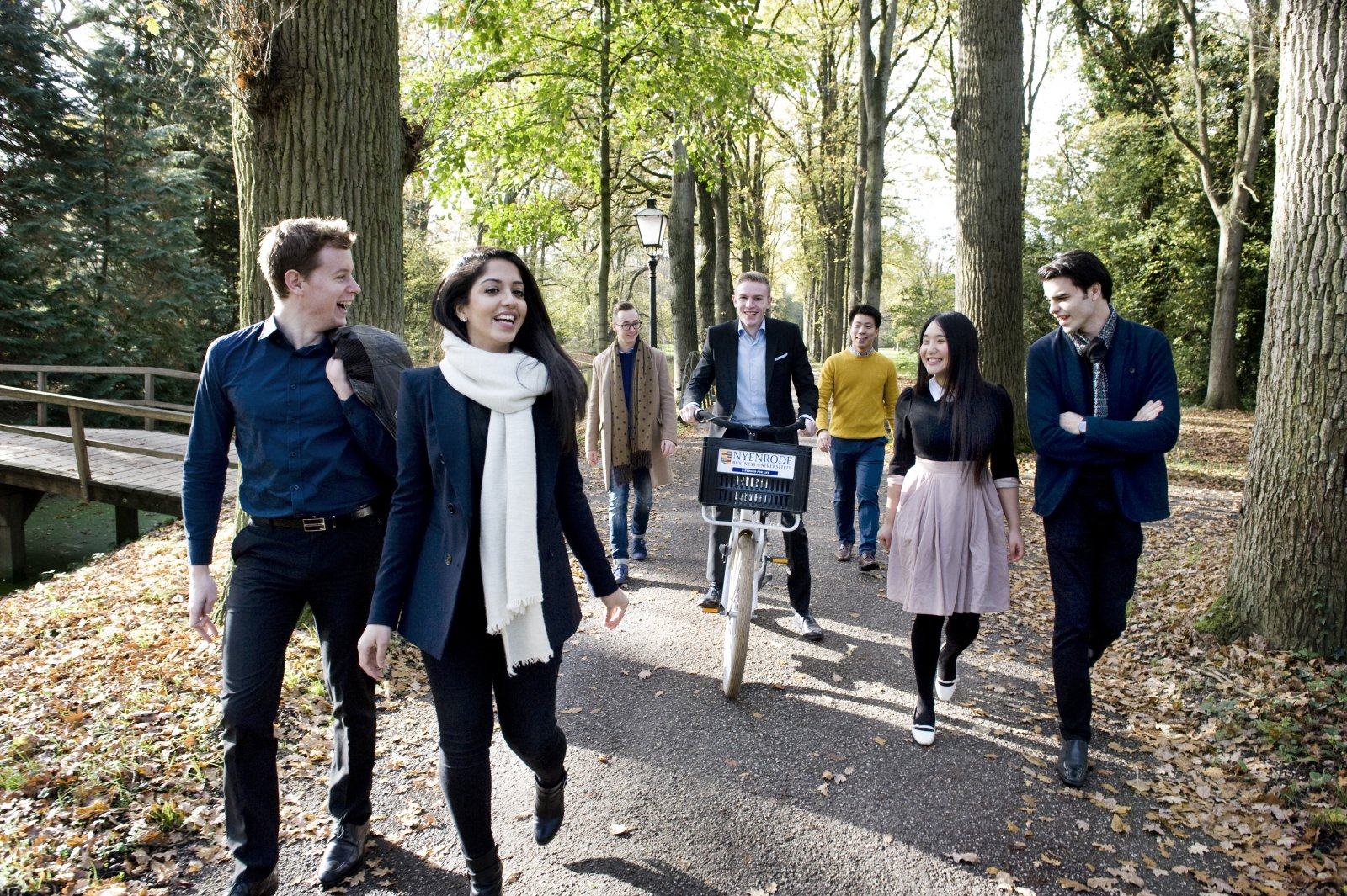 Become a Business student at Nyenrode Amsterdam