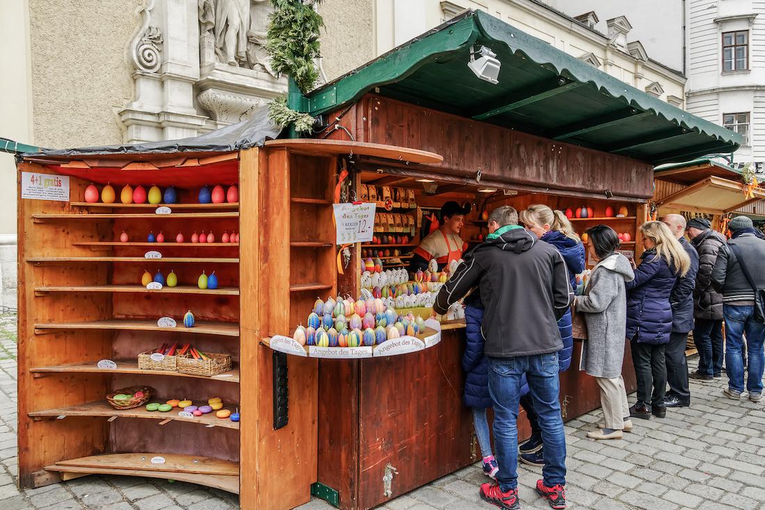 Frankfurt Easter Market