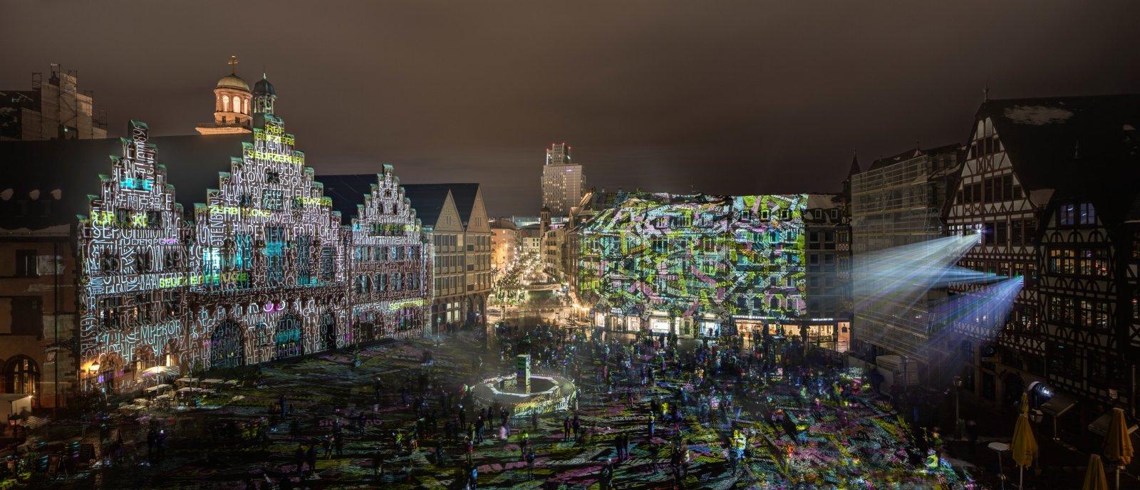 luminale frankfurt square