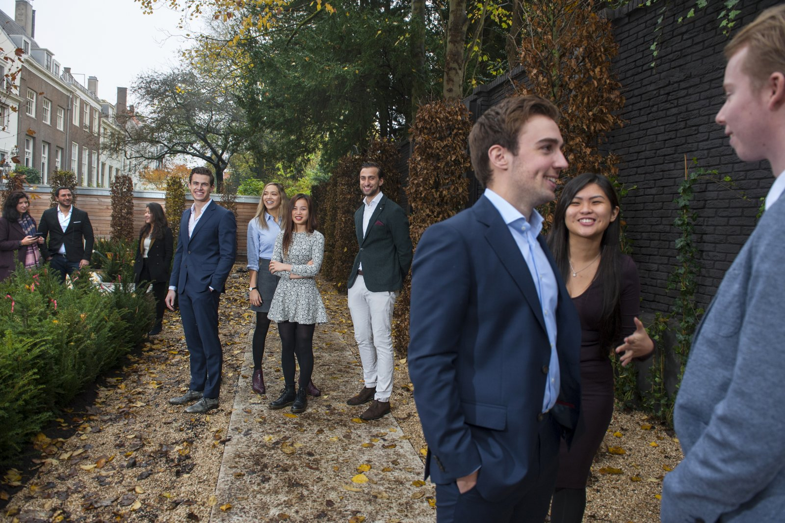 Study Business Administration at Nyenrode Amsterdam