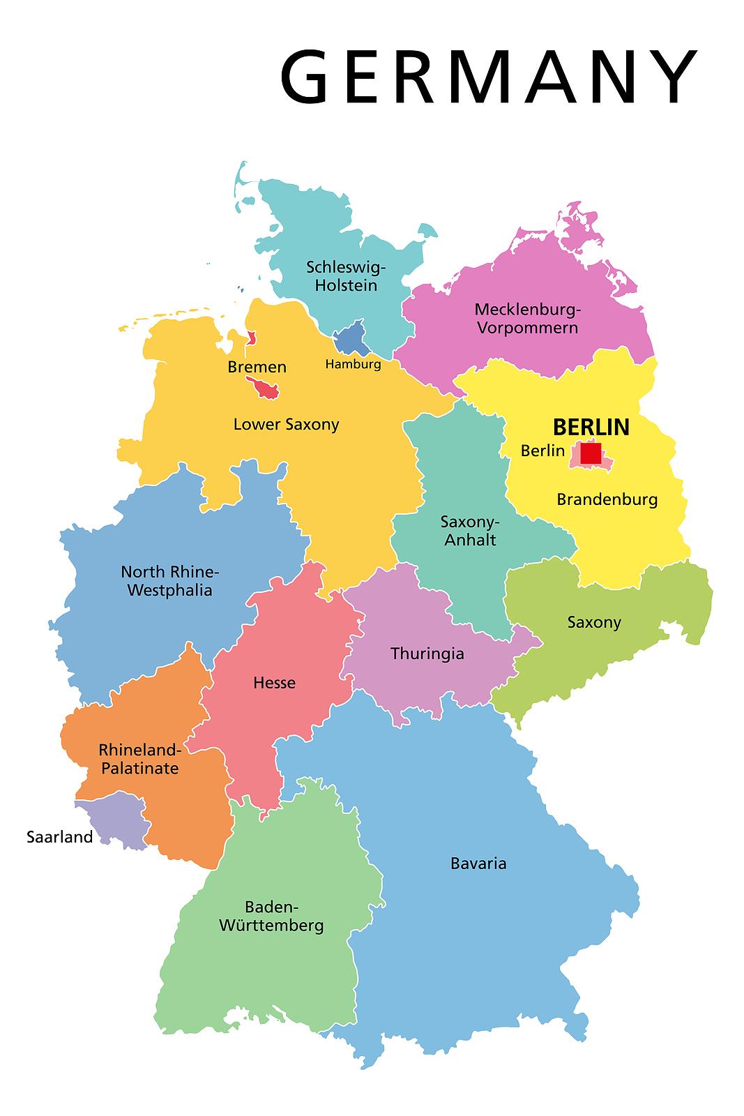 German Lands