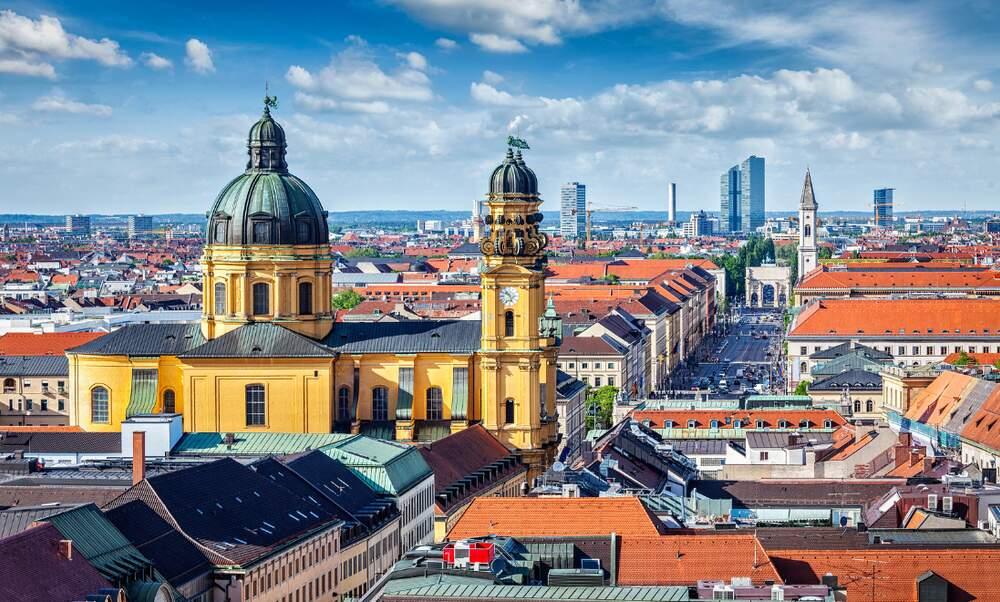5 reasons to move to Munich