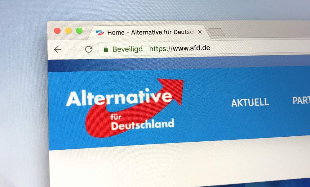 Germany's AfD party classified as suspected case of right-wing extremism