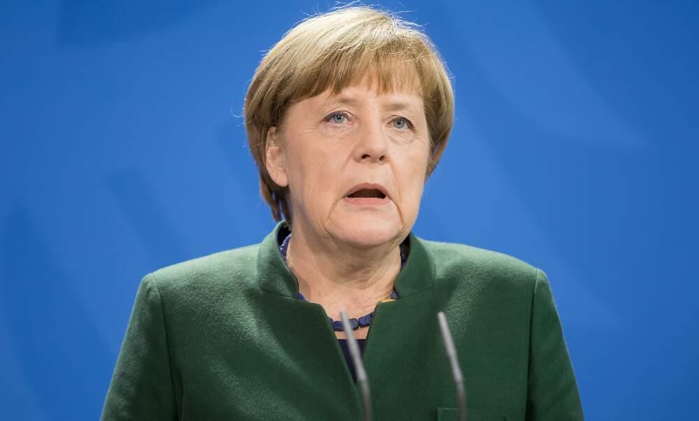 Angela Merkel in favour of hard lockdown in Germany after Christmas
