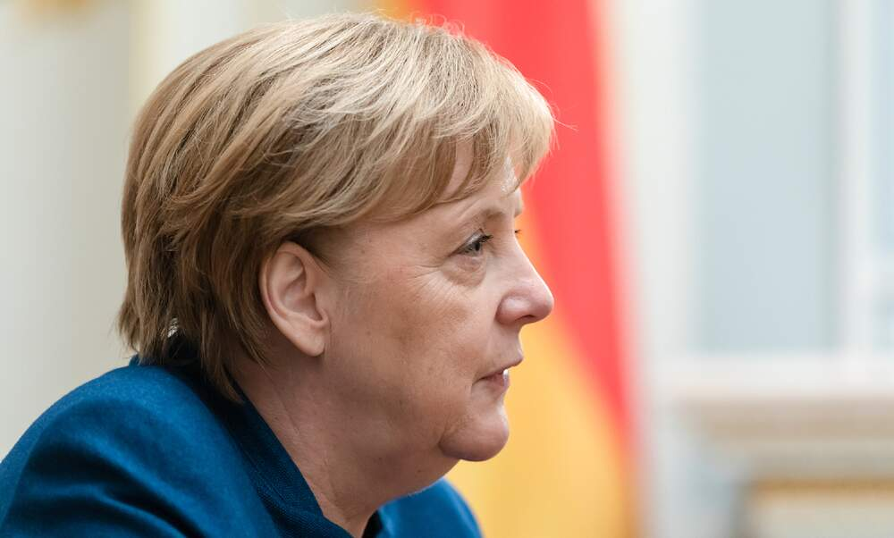 Angela Merkel congratulates Joe Biden and Kamala Harris on election victory