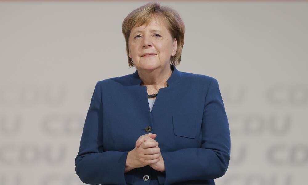 Merkel tests negative for coronavirus for third time