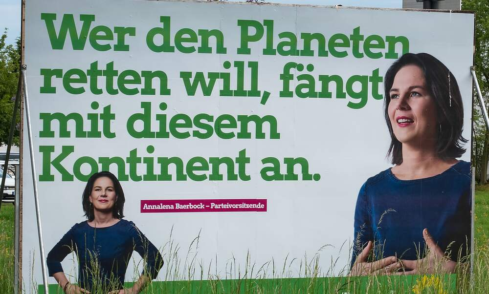 Germany's Greens name Annalena Baerbock as first chancellor candidate