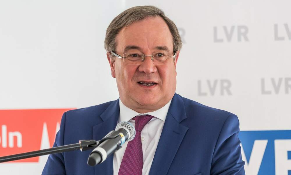 Who is Armin Laschet, the newly elected leader of the CDU?