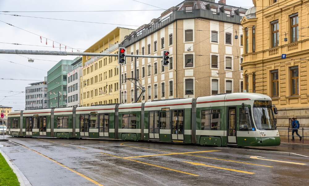 Augsburg introduces flat rate for unlimited public transport