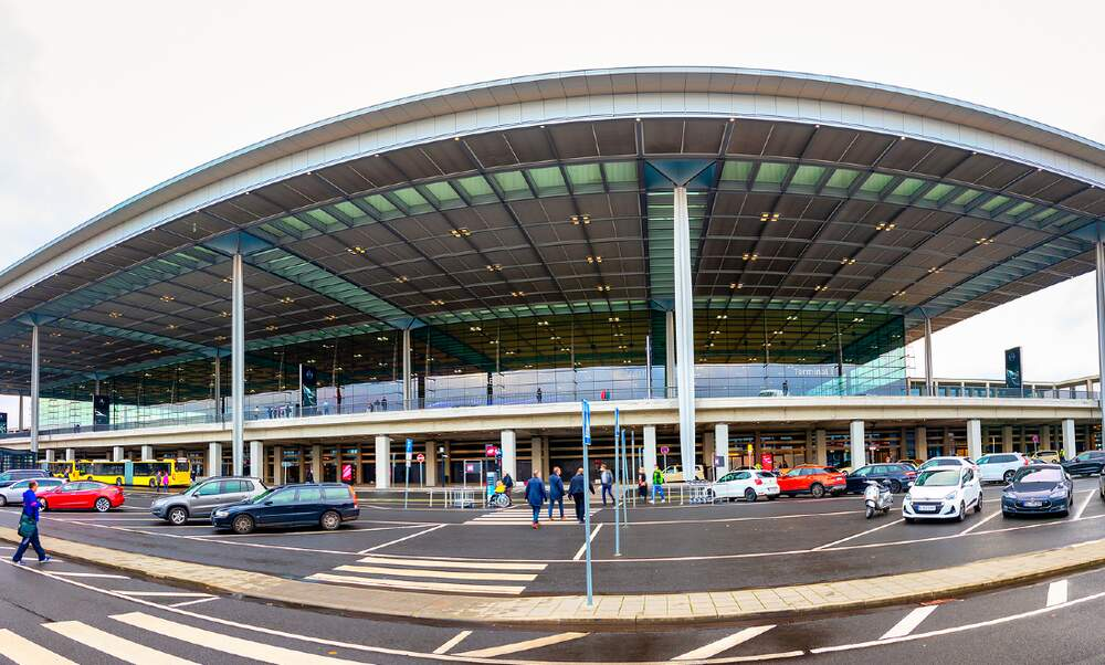 Berlin BER airport named one of the most passenger-friendly in Europe