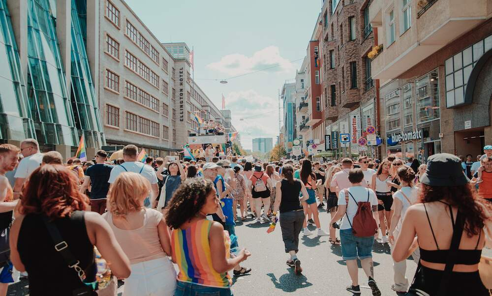 Love Parade is coming back to Berlin next year!