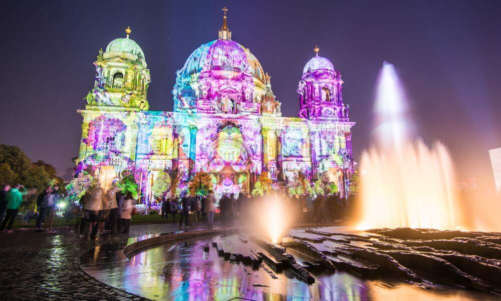 Berlin Illumination Festival