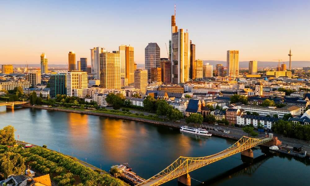 A guide to getting started in Frankfurt