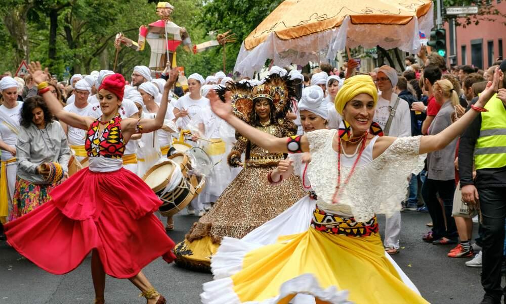 Carnival of Cultures Berlin