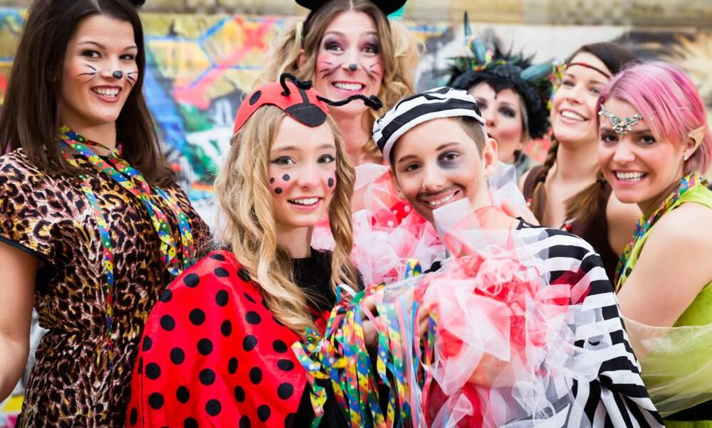 Carnival Kick-Off Season Cologne