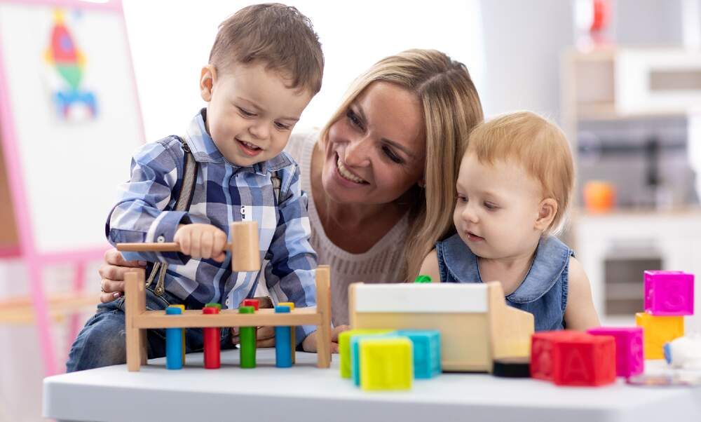 Childcare in Germany (Kindertagesstätte / Kita)