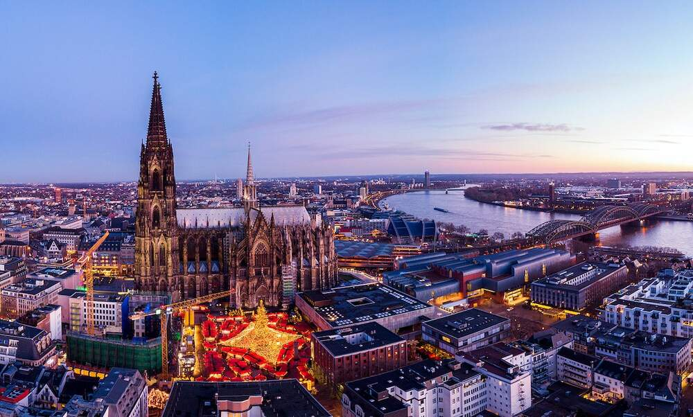 Christmas market in Cologne cancelled due to coronavirus