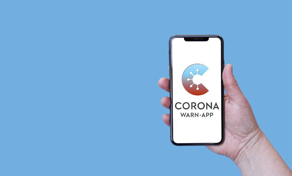 German coronavirus warning app now available internationally