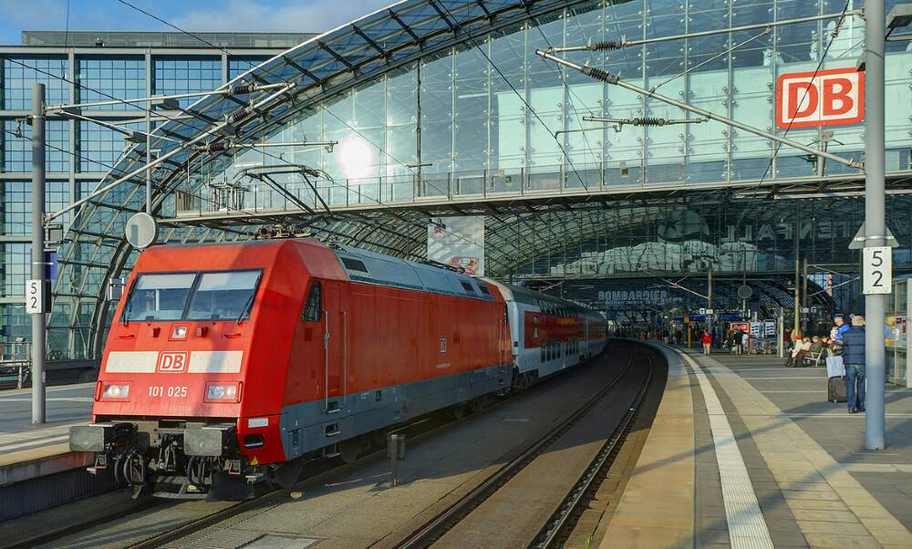 2020 saw Deutsche Bahn at its most punctual in 15 years