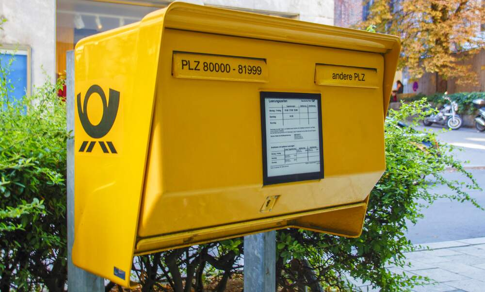 Deutsche Post prices to increase dramatically