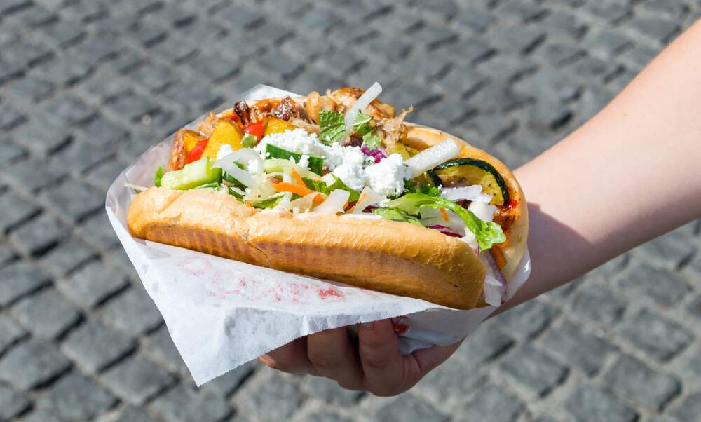How the Döner kebab consumed Germany
