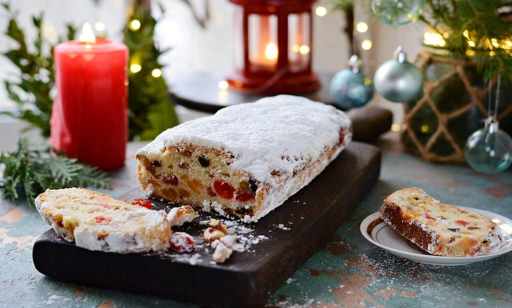 A brief history of Stollen