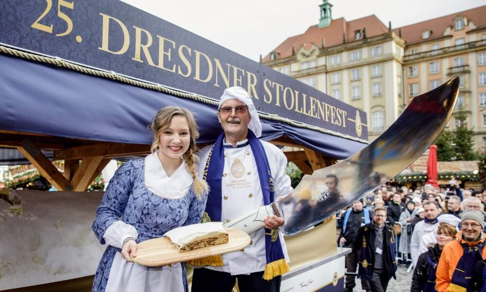 Dresden Stollen Festival
