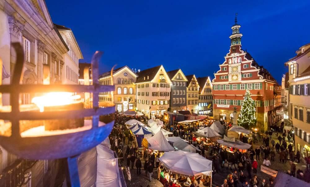 Medieval & Christmas Market in Esslingen