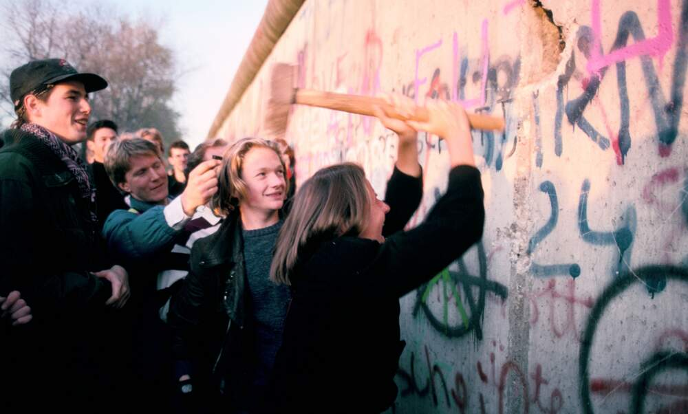 Fall of the Berlin Wall Festival