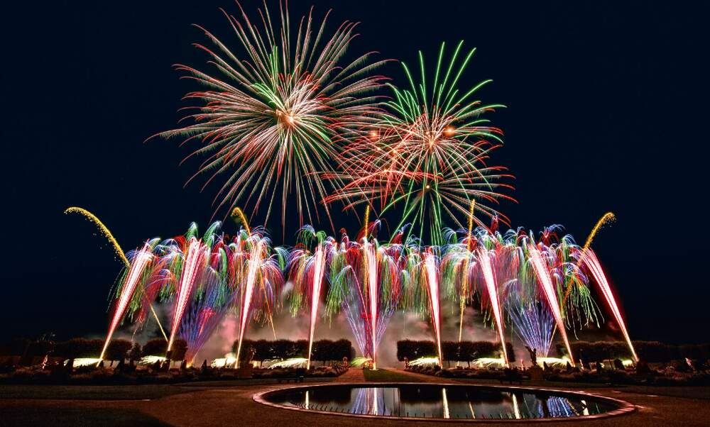 Hannover International Firework Competition