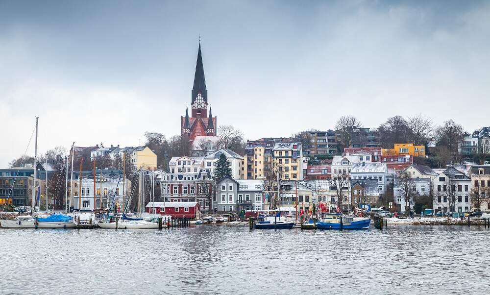 Flensburg goes into strict lockdown after huge spike in COVID mutation cases