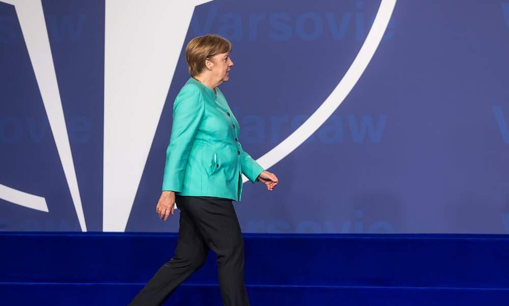 Angela Merkel outlines plan to take Germany out of lockdown