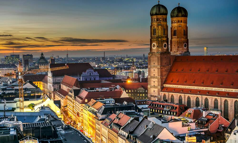 Three German cities rank among top 10 for quality of living worldwide