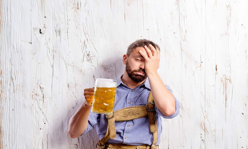"""Court in Frankfurt rules that a hangover is an """"illness"""""""