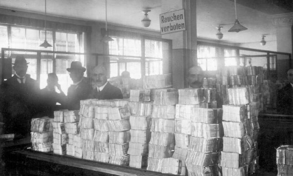 The journey towards the Euro: a brief history of currency in Germany