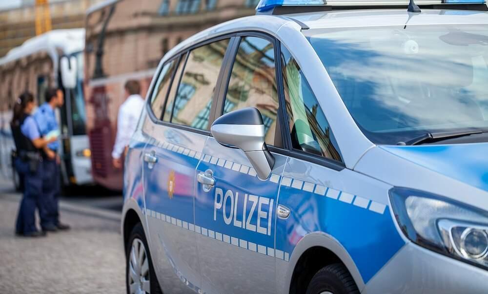 Burglars caught sleeping in a kindergarten in Germany