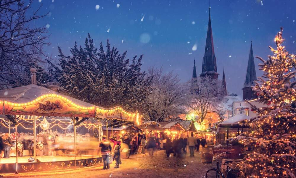 7 alternative German Christmas markets to hit up this Advent