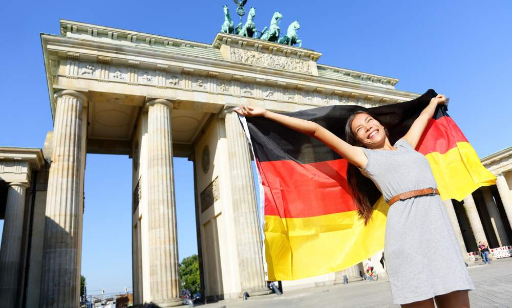 German Unity Day Festival - Berlin