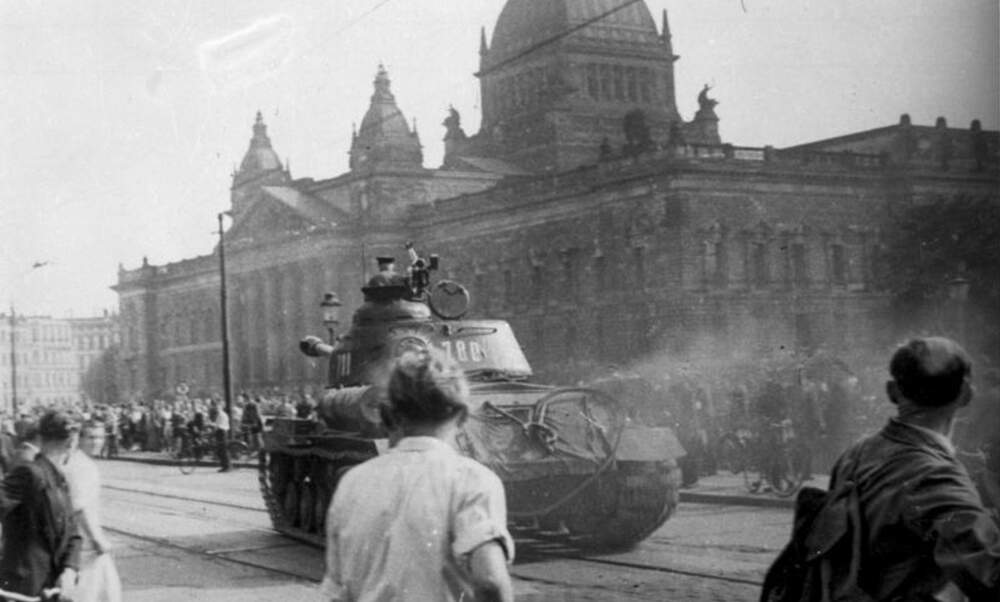 """Germany's """"other"""" Unity Day: The 17 June 1953 Uprising"""