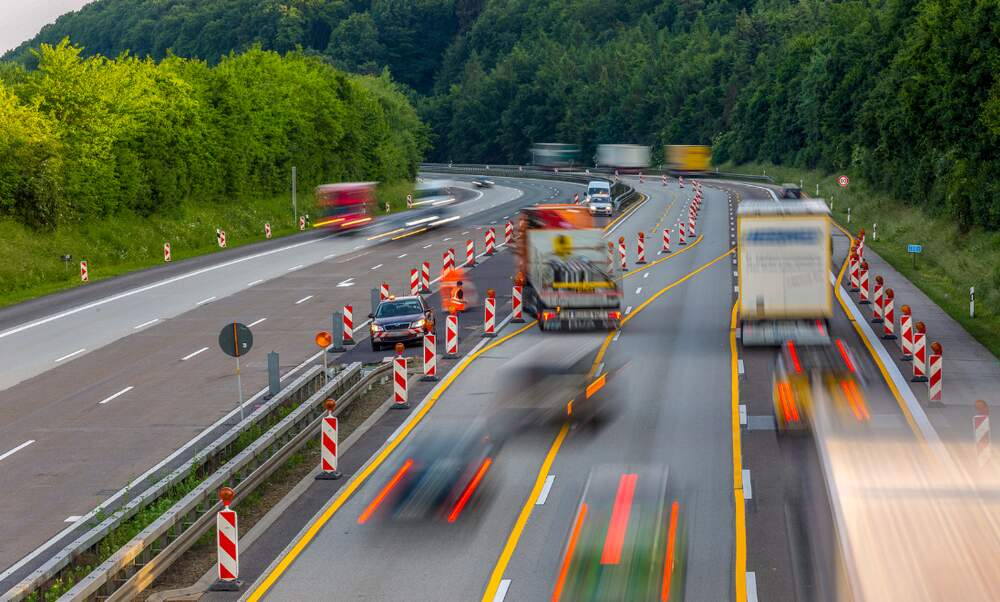 Greens call for a speed limit on the German Autobahn