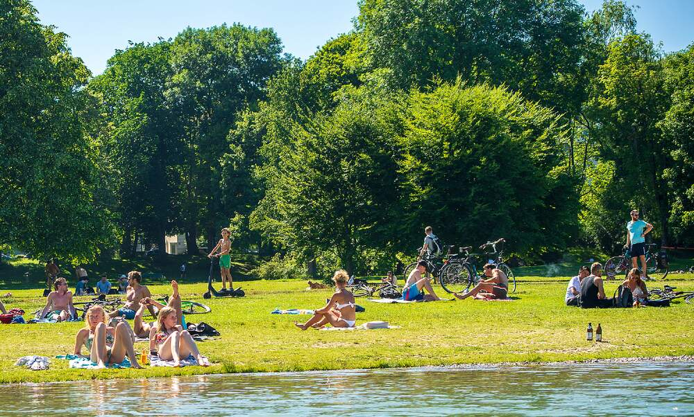 Next heatwave on its way to Germany: 7 days of up to 36 degrees