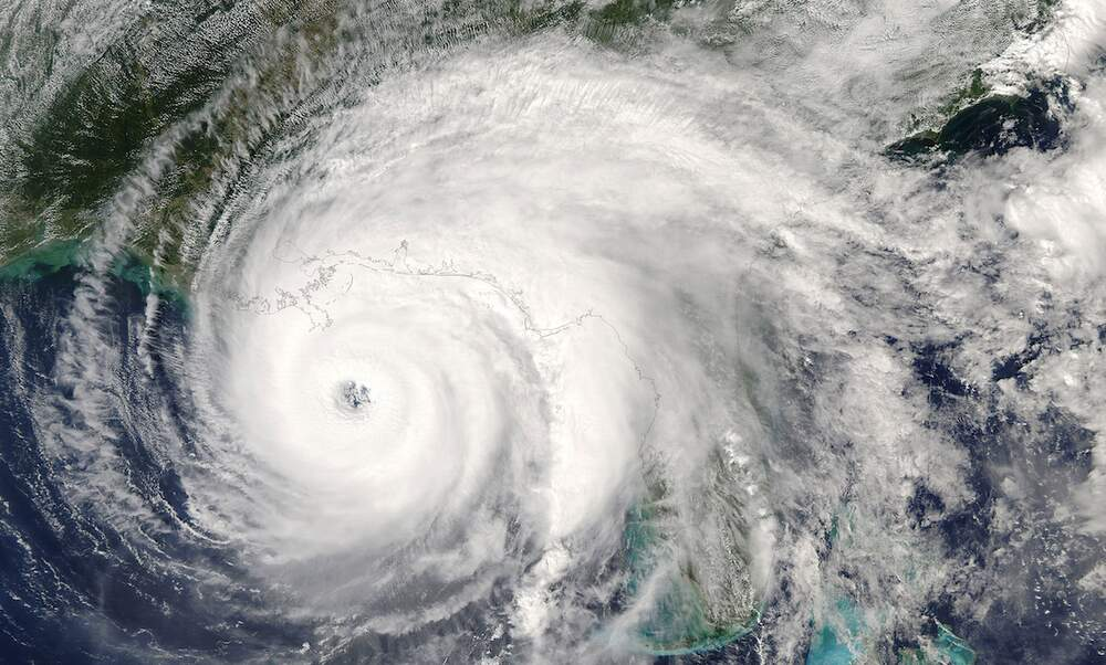 Global warming could lead to a hurricane season in Europe