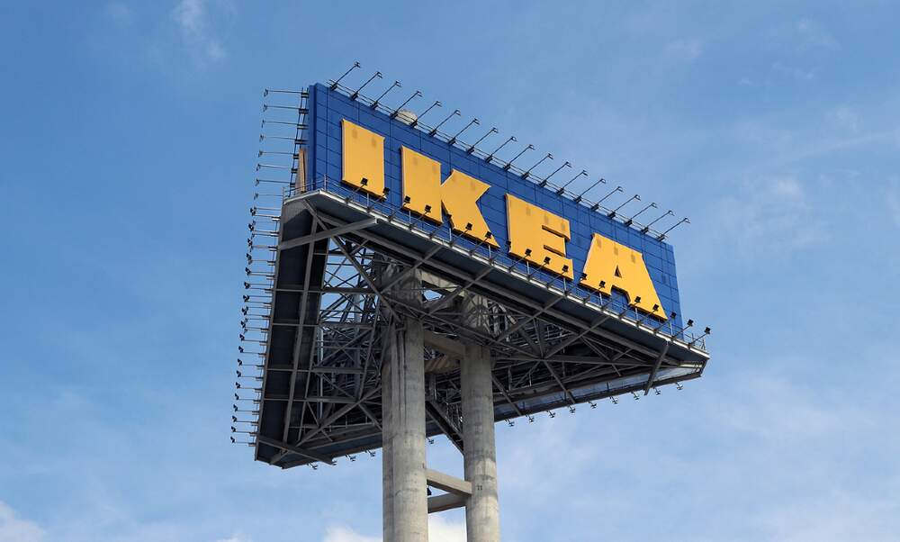 "IKEA launches ""Buy-Back Friday"" in Germany"