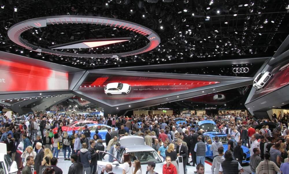 International Motor Show Germany