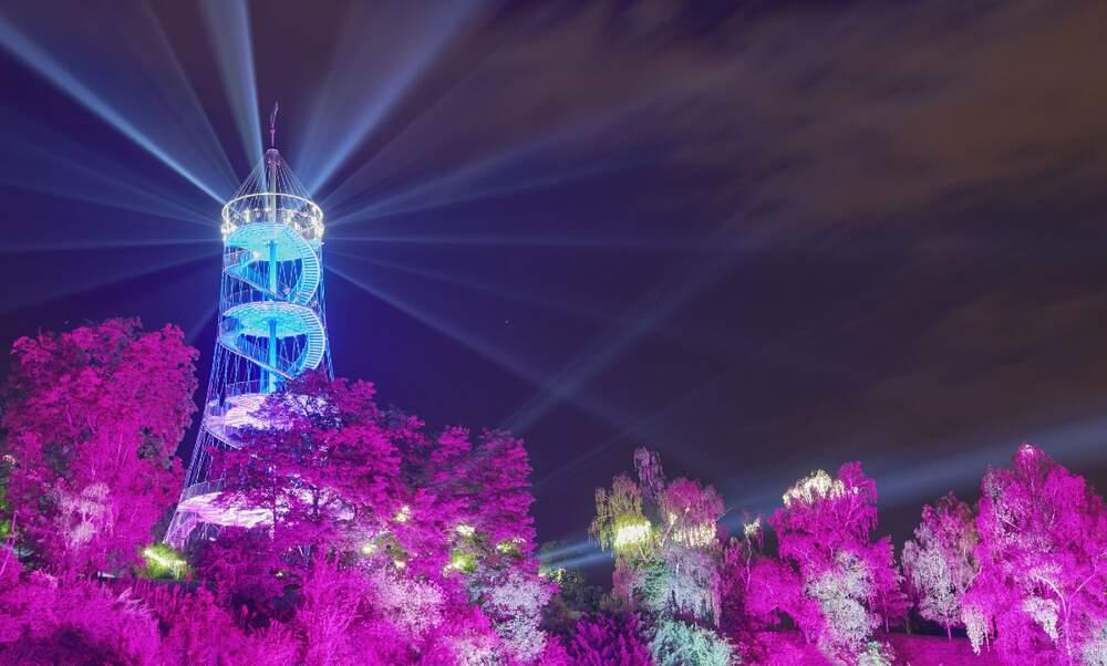 Stuttgart's Lichterfest