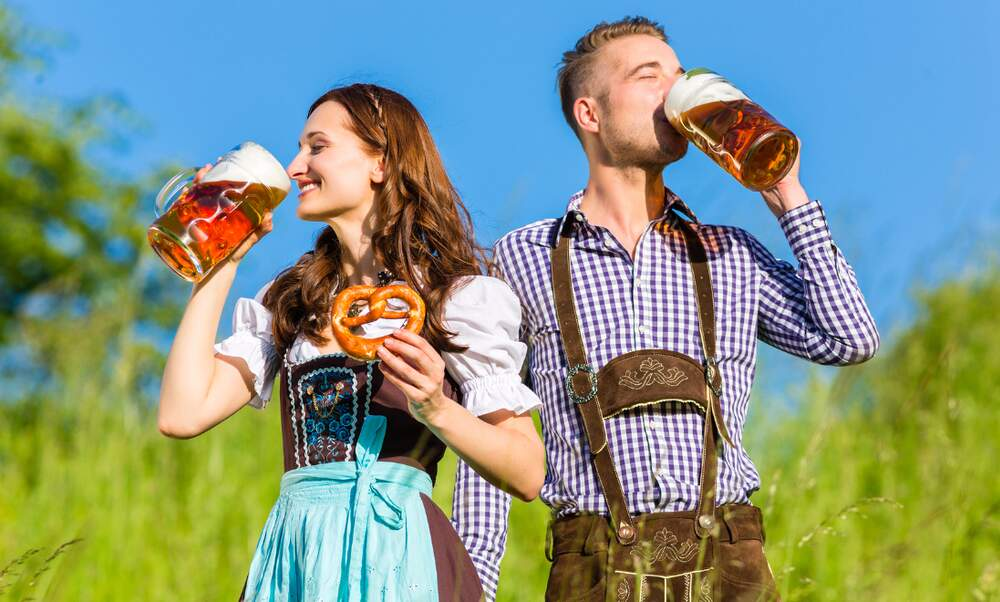Lidl selling discount Lederhosen and Dirndl in run-up to