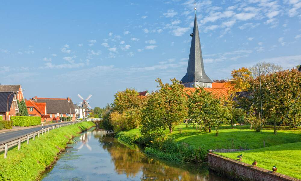 Lower Saxony (Niedersachsen)